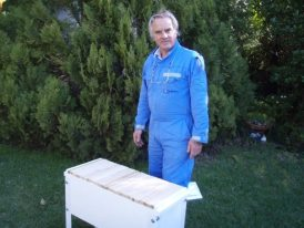 bee hive top bar