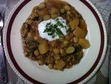 Moroccan Butternut stew