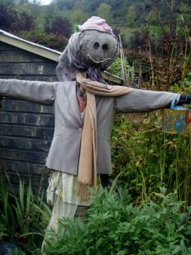 Mrs Scarecrow