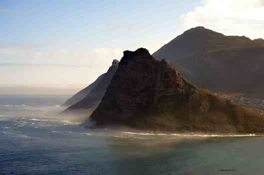 Hout Bay (Wood Bay) was first named Chapman's Chaunce and it was also the first English name to appear on the maps of southern Africa.