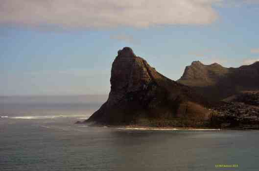 The Sentinel - ever watchful over Hout Bay
